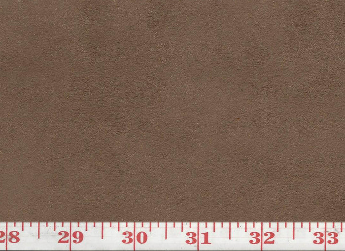 GEM 21 Suede CL Cocoa Upholstery Fabric by KasLen Textiles