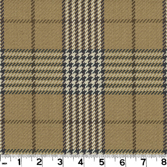 Newbury CL Camel Upholstery Fabric by Roth & Tompkins