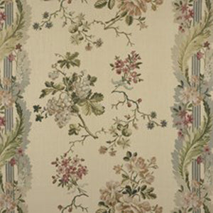34 yds of Espalier Floral CL Parchment Drapery Upholstery Fabric by Ralph Lauren