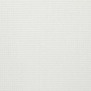 Everett Waffle Weave CL Cottage White Outdoor Upholstery Fabric by Ralph Lauren