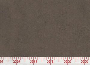 GEM 24 Suede CL Earth Upholstery Fabric by KasLen Textiles