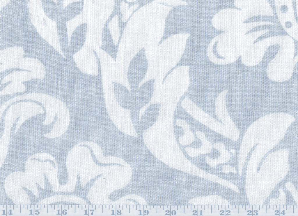 Villa Medici CL Sage Drapery Upholstery Fabric by Braemore Textiles