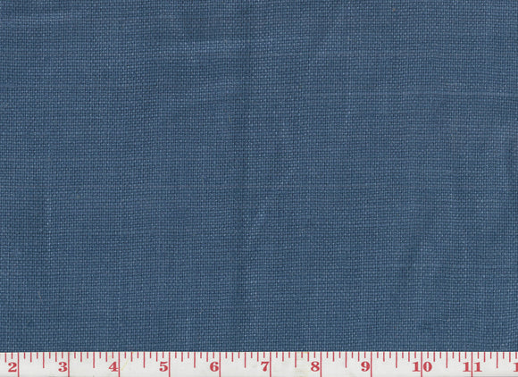 Glazed Dundee CL Denim Upholstery Fabric by Clarence House