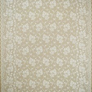 Homecoming Lace CL White Sheer Drapery Fabric by Ralph Lauren