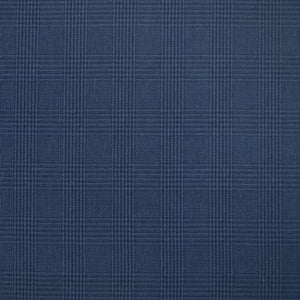 Hughes Glen Plaid CL Blue Upholstery Fabric by Ralph Lauren