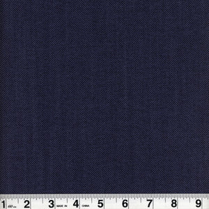 Alexander CL Navy Drapery Upholstery Fabric by Roth & Tompkins