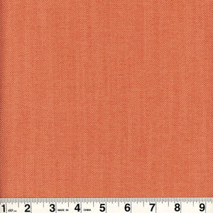 Alexander CL Salmon Drapery Upholstery Fabric by Roth & Tompkins