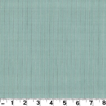 Harris CL Robin's Egg Drapery Upholstery Fabric by Roth & Tompkins