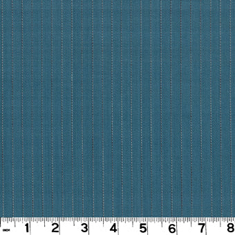 Harris CL Cornflower Drapery Upholstery Fabric by Roth & Tompkins