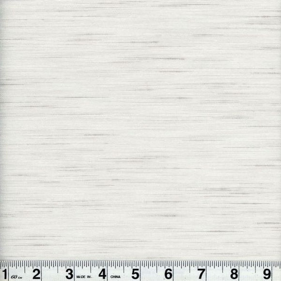 Bancroft CL Mineral Drapery Upholstery Fabric by Roth & Tompkins