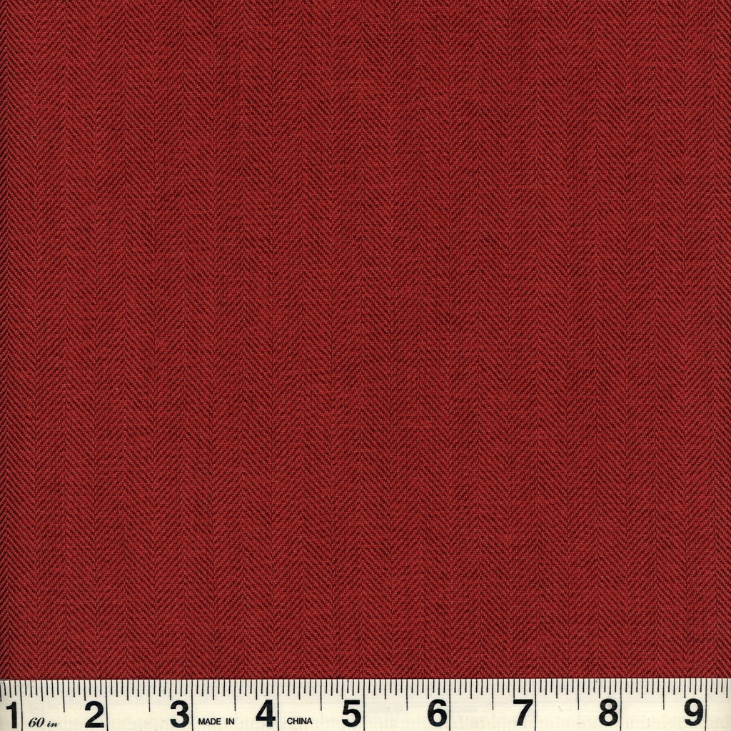Alexander CL Ruby Drapery Upholstery Fabric by Roth & Tompkins