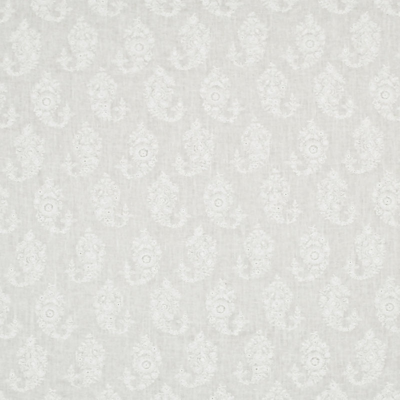 Imari Paisley Sheer CL Gossamer Sheer Drapery Fabric by Ralph Lauren