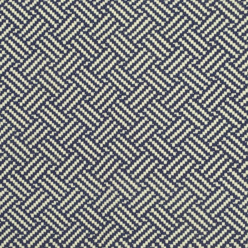 Juta Weave CL Navy Outdoor Upholstery Fabric by Ralph Lauren