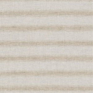 "Long Pond Stripe CL Stone 118"" Width Drapery Fabric by Ralph Lauren"