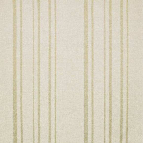 Mande Stripe CL Aged Ivory Drapery Upholstery Fabric by Ralph Lauren