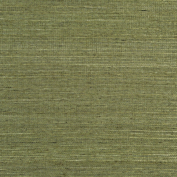 Marin Weave CL Loden Double Roll of Wallpaper by Ralph Lauren