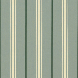 Marina Stripe CL Seaglass Outdoor Upholstery Fabric by Ralph Lauren
