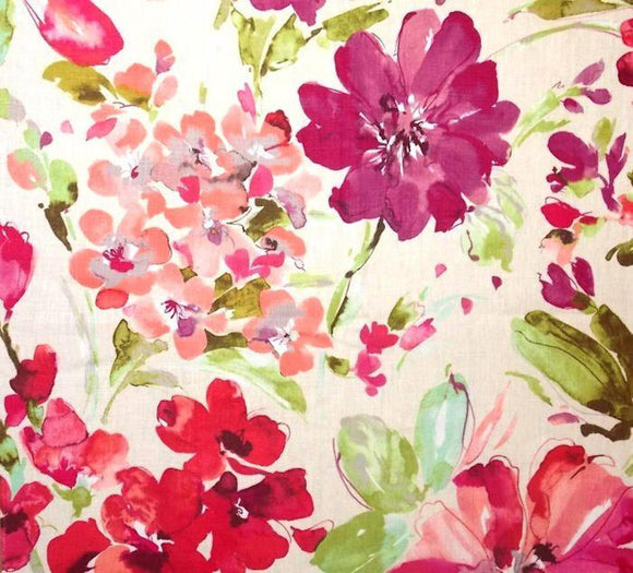 Paint Palette CL Orchid Drapery Upholstery Fabric by  P Kaufmann  Fabrics