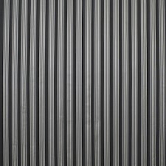 Palatine Silk Stripe CL Charcoal Upholstery Fabric by Ralph Lauren