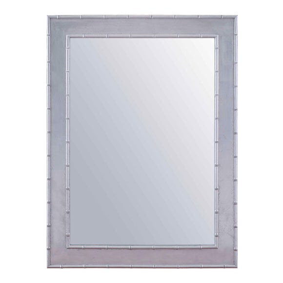 Park Avenue Mirror CL Silver by Curated Kravet
