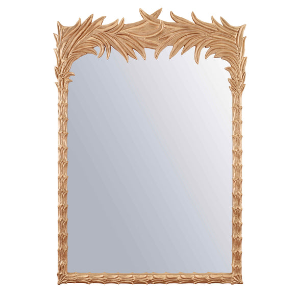 Santa Monica Mirror CL Gold by Curated Kravet
