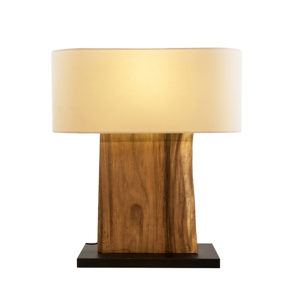 Guerra Table Lamp CL Natural by Curated Kravet