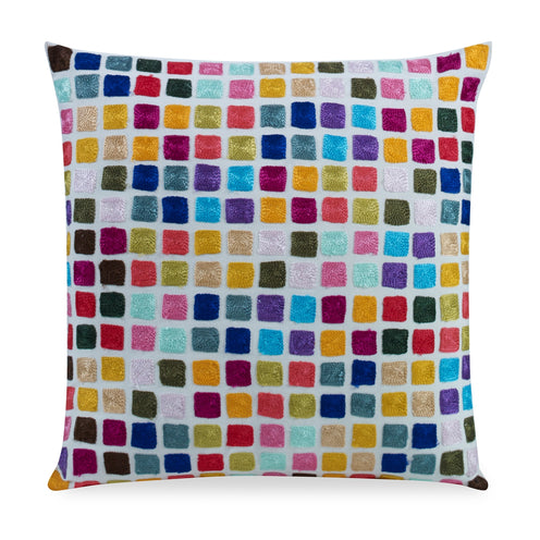 Luna Pillow CL Multi by Curated Kravet