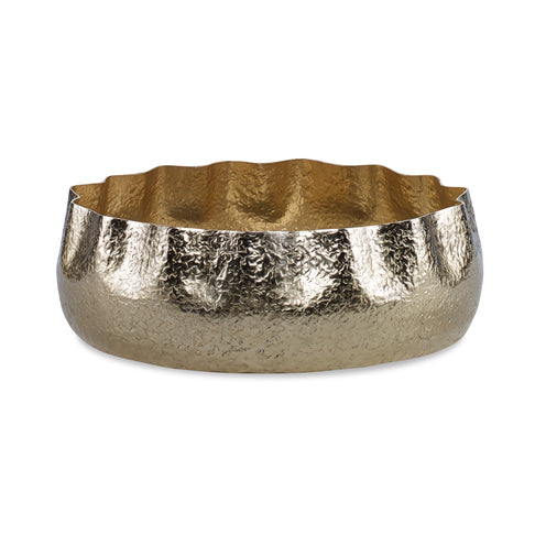 Presley Bowl CL Brass by Curated Kravet
