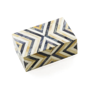 Lottie Box CL Ivory - Brown by Curated Kravet