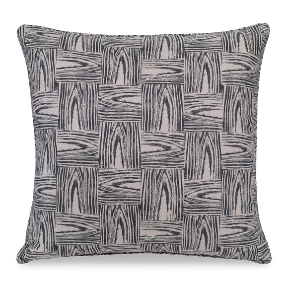 Timberline Pillow CL Black by Curated Kravet