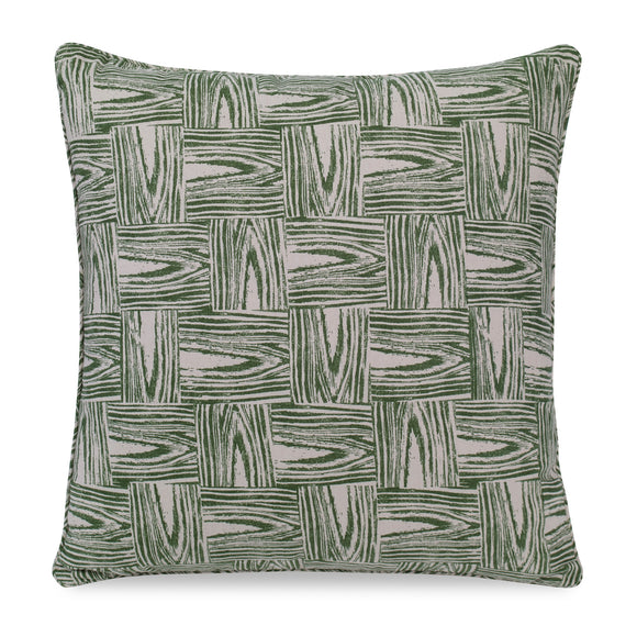 Timberline Pillow CL Hunter by Curated Kravet