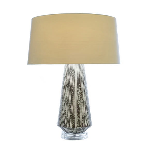 Larson Table Lamp CL Natural by Curated Kravet