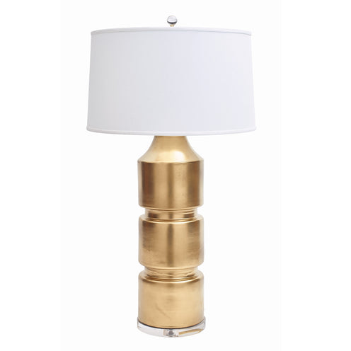 Milan Table Lamp CL Gold by Curated Kravet
