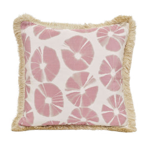 Echino Pillow CL Blush by Curated Kravet