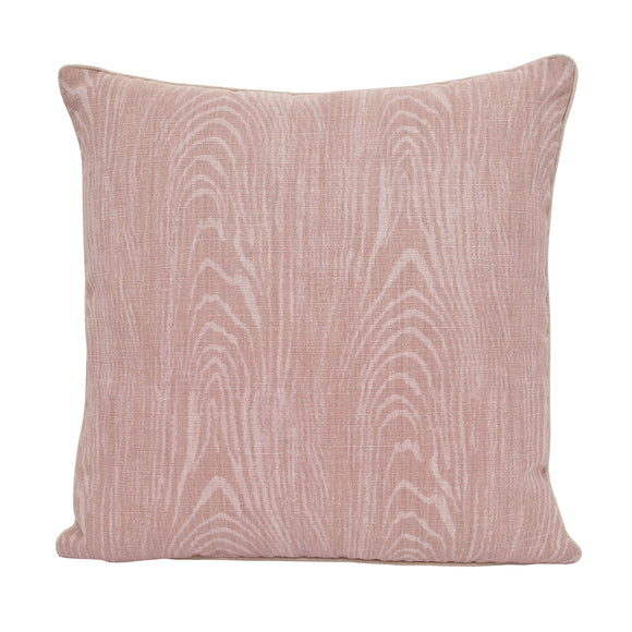 Hallerbos Pillow CL Blush by Curated Kravet