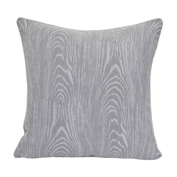 Hallerbos Pillow CL Graphite by Curated Kravet