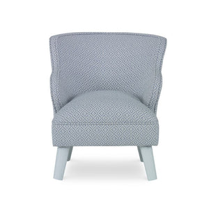 Lani Kids Chair CL Blue by Curated Kravet