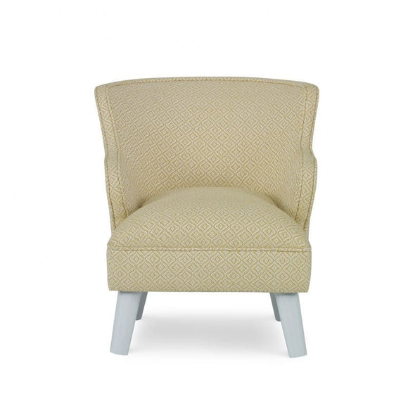 Lani Kids Chair CL Sunflower by Curated Kravet