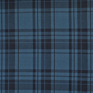 Rift Valley Plaid CL Midnight Upholstery Fabric by Ralph Lauren