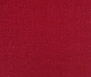 Standish CL Red Upholstery Fabric by Clarence House
