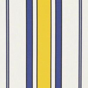 Surfrider Stripe CL Soleil Sunbrella Outdoor Upholstery Fabric by Ralph Lauren