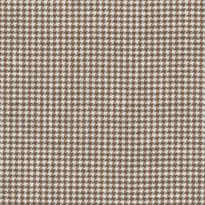 Trisan Houndstooth CL Chocolate Upholstery Fabric by Ralph Lauren