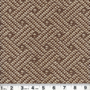 Berwick CL Coffee Drapery Upholstery Fabric by Heritage Fabrics