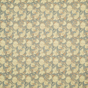 Winthrop Batik CL Powder Blue  Drapery Upholstery Fabric by Ralph Lauren