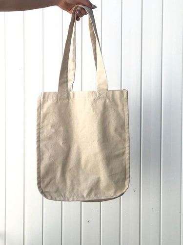 Simple Ecology Organic Cotton Tote Bag w/ 6 Internal Pockets
