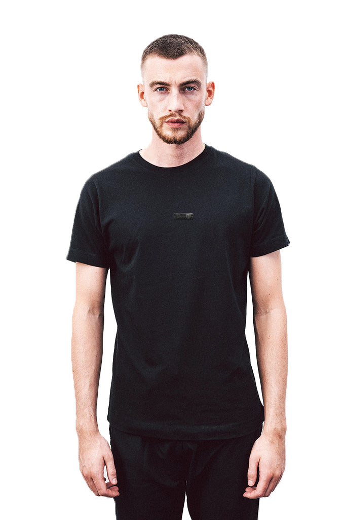 Gunmetal Badge T-shirt