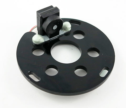 (E07) STATOR PLATE WITH TRIGGER  - For Easy Start Ignition: PRD-5142