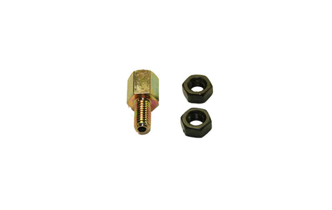 (C18) Clevis & Nuts for Carburetor Throttle Bracket: TIL-2007
