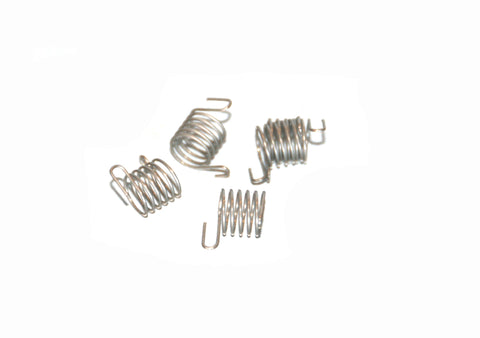 (36) Tillotson Throttle Shaft Return Spring: TIL-24B-381