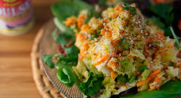 Asian Sea Slaw Recipe